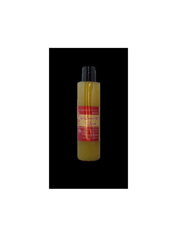 Savon bio liquide Palmarosa Citron