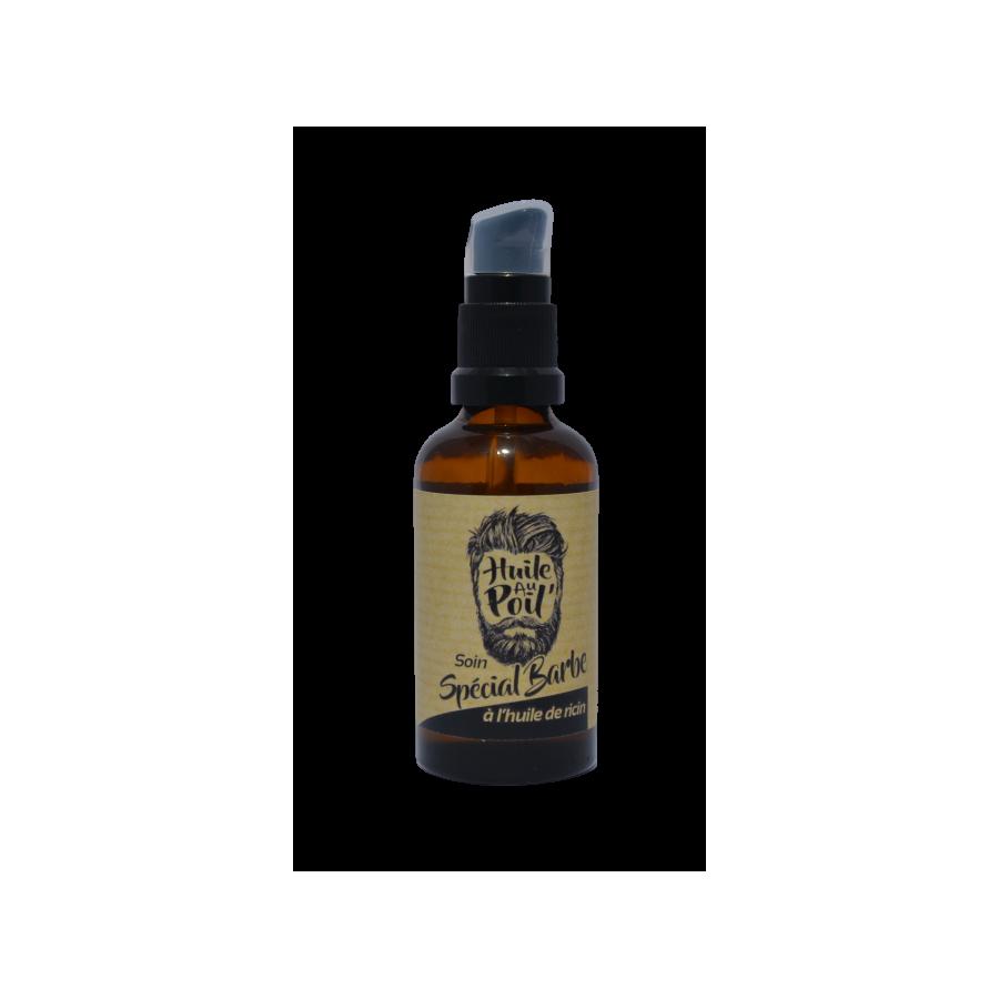 L'huile au'Poil spécial Barbe